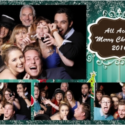 All Access Holiday Party