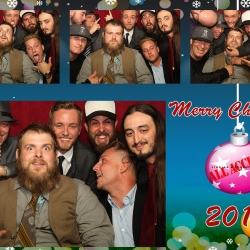 All Access Holiday Party 2014