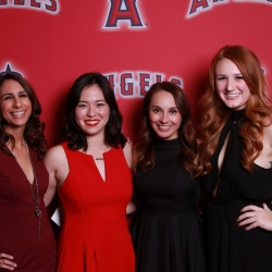 Angels Holiday Party 2016