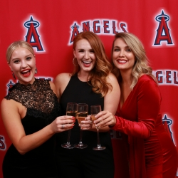Angel's Holiday Party