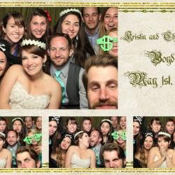 Christopher and Kristin Wedding