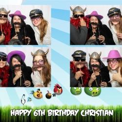 Christian's 6th Birthday
