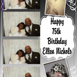 Ellen Nichols 75th