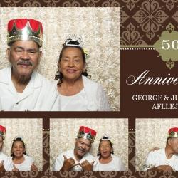 George & Juanita Aflleje