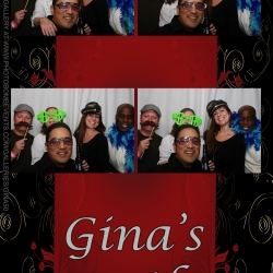 Gina's 50th Birthday Party
