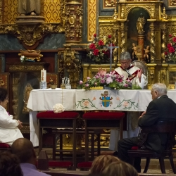 Felipa and Alfonso 70th Anniversary