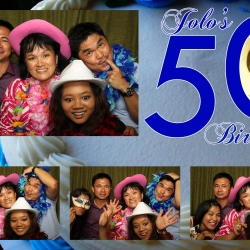 Jolo's 50th Birthday