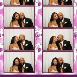 La Toya & Derrick Wedding