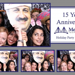 Mellanox Holiday Party 2014