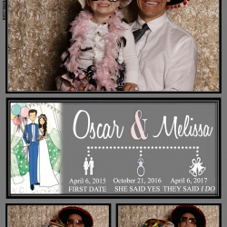 Oscar & Melissa Wedding