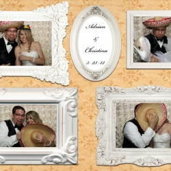 Adrian & Christina Wedding