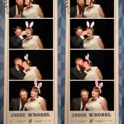 MELISSA AND JESSE WROBEL WEDDING