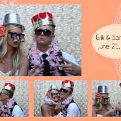Erik and Samantha Wedding