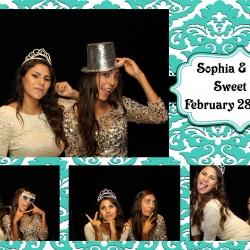 Sophia & Toni's Sweet 16