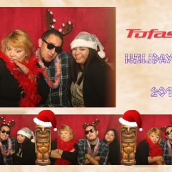 Tofasco Holiday Luau 2014