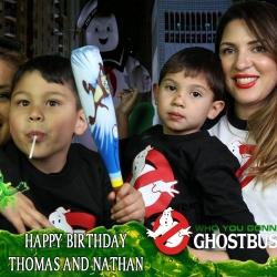 Thomas and Nathan Birthday