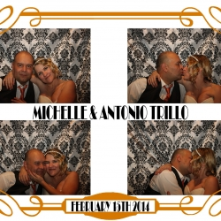 Michelle and Tony Wedding