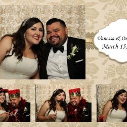 Vanessa and Omar Wedding